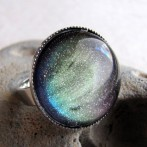 shanalogic northern lights ring